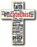 Catechist Pin Mockup